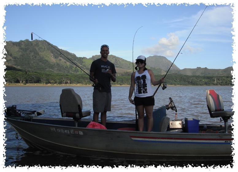 Koloa Bass Fishing | Kalaheo, HI 96741